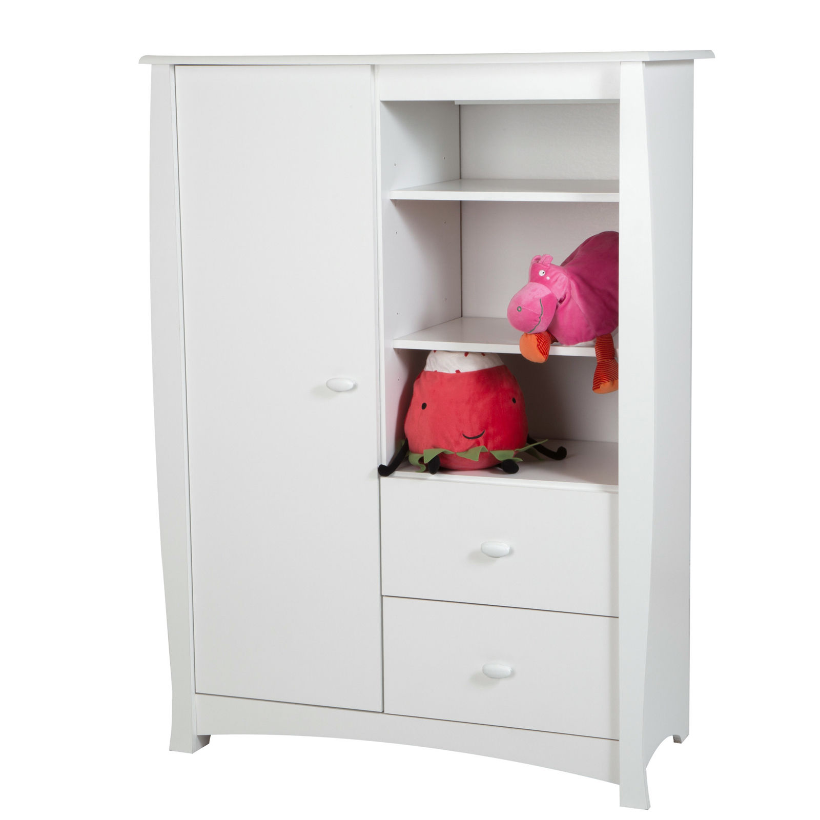 Children's Bedroom Wardrobe Cabinet