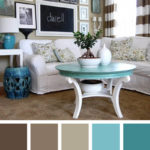 Color Harmony Living Room