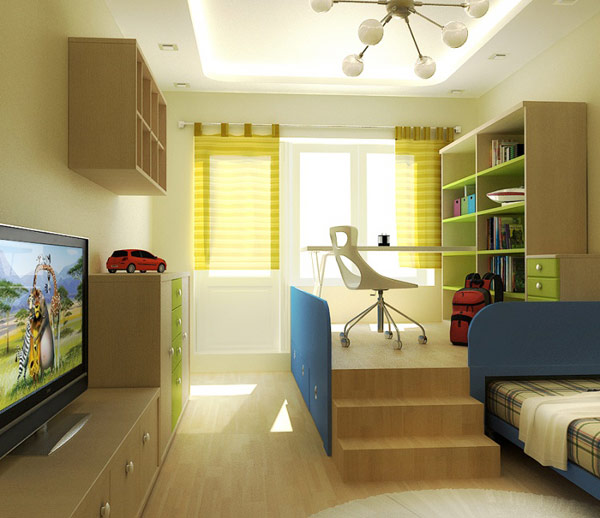 Creative Teen Bedroom Ideas