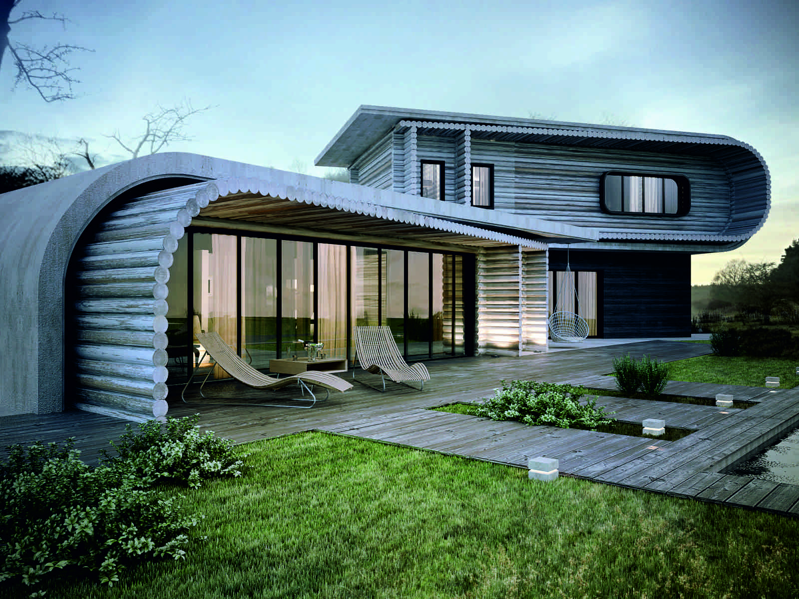 Eco House Architects