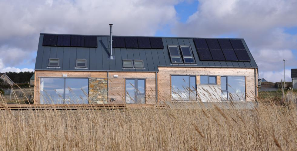 Eco House Glasgow