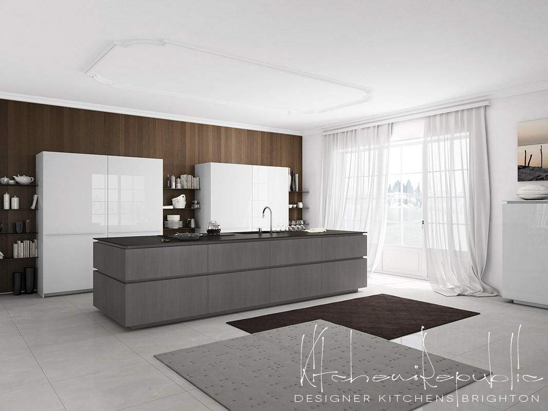 Filo Vanity Kitchen Design