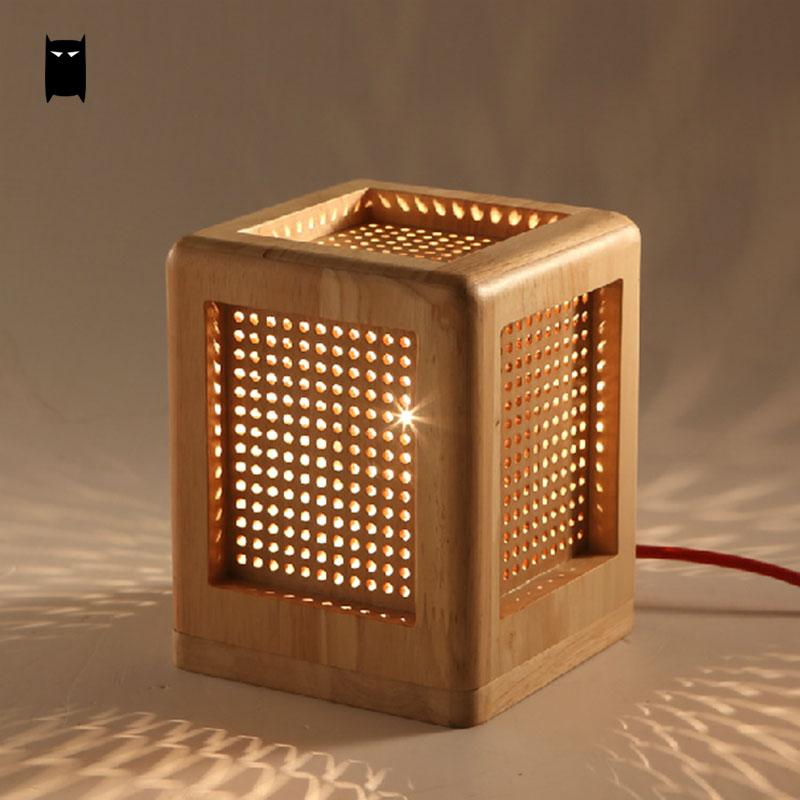 Madera Table Lamp