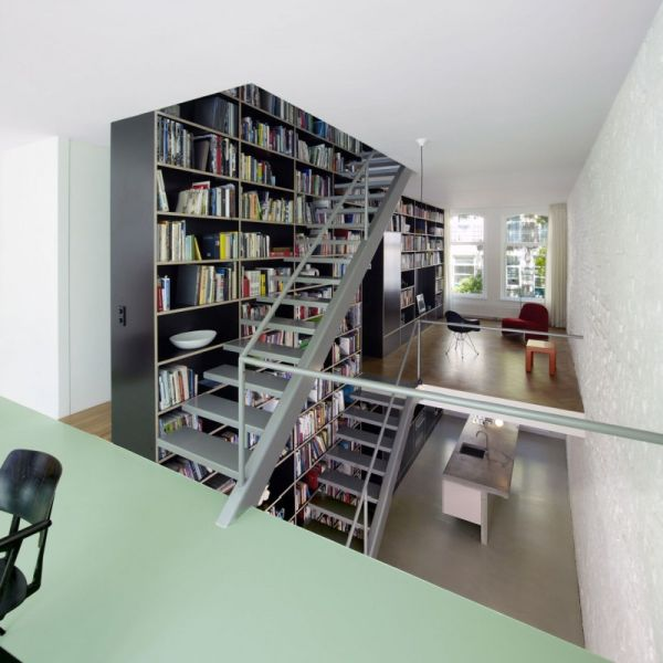 Private Library Bookcase