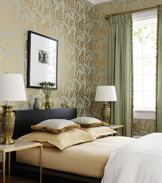 Wallpaper Room Ideas
