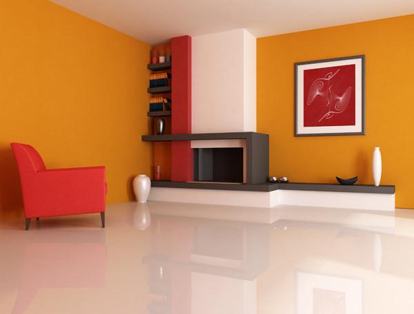 Asian paints colour shades for living room