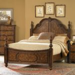 Bedroom furniture sets with bed