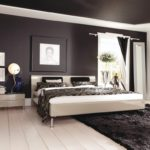 Bedroom paint ideas black furniture