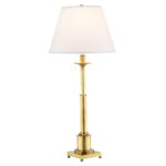 Bedroom table lamp height