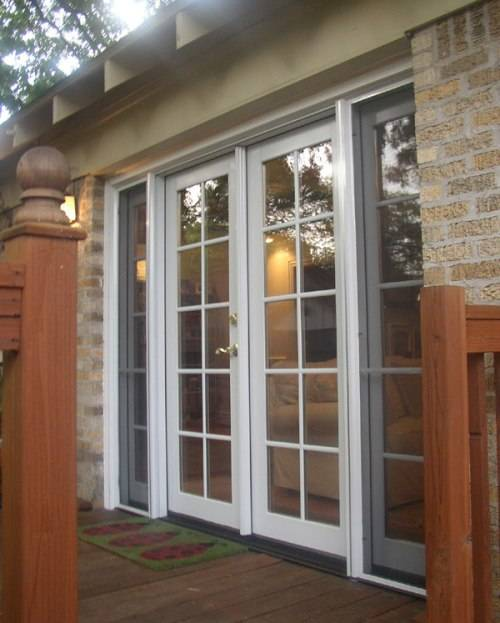 Best exterior french doors