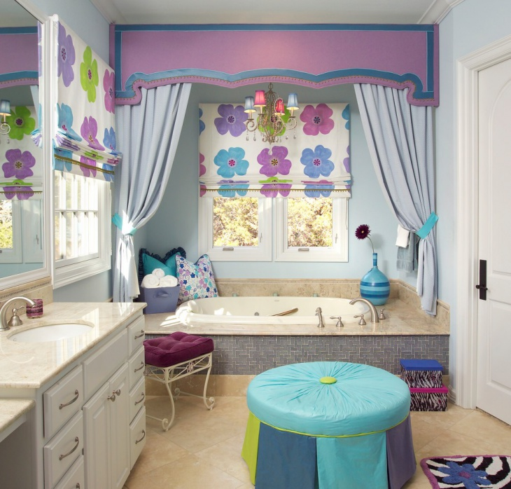 Big kids bathroom ideas