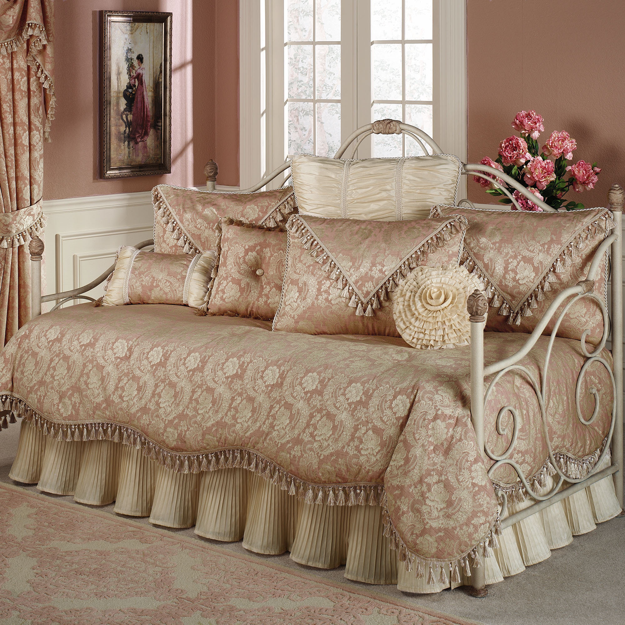 Black daybed bedding sets