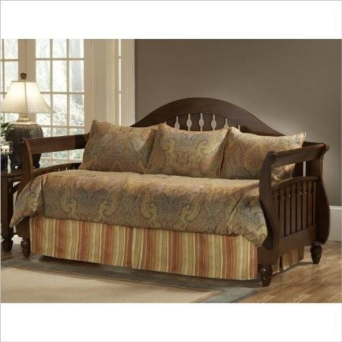 Brown daybed bedding sets