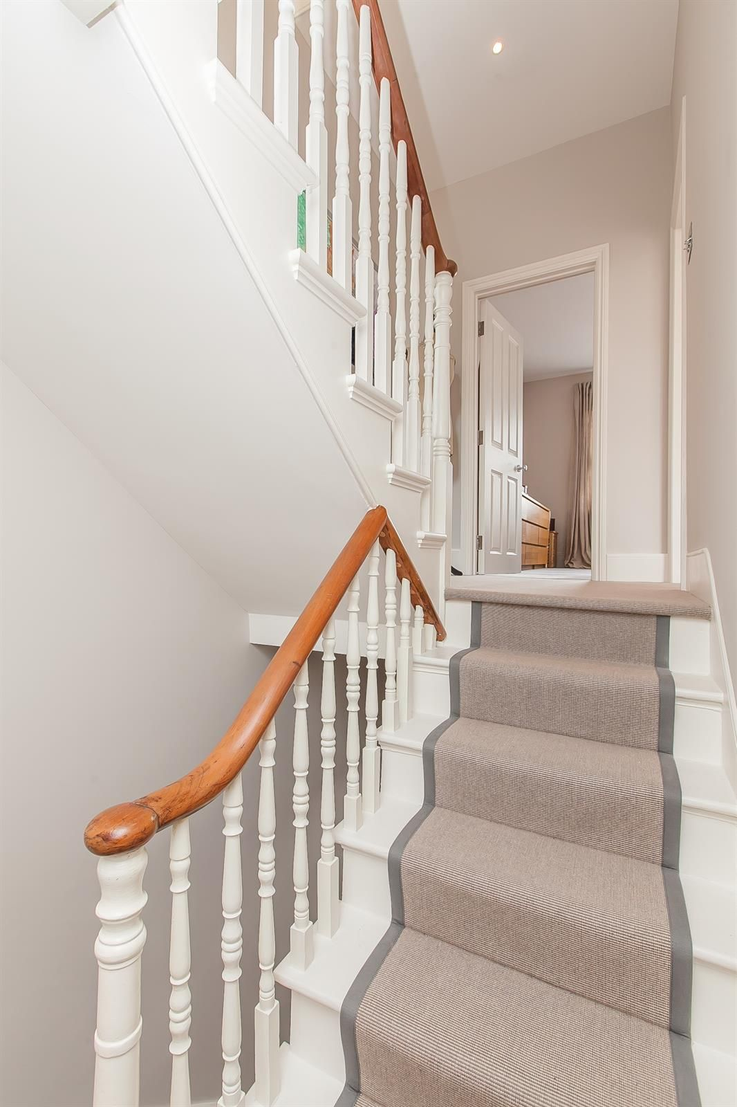 Carpet runners for hall and stairs