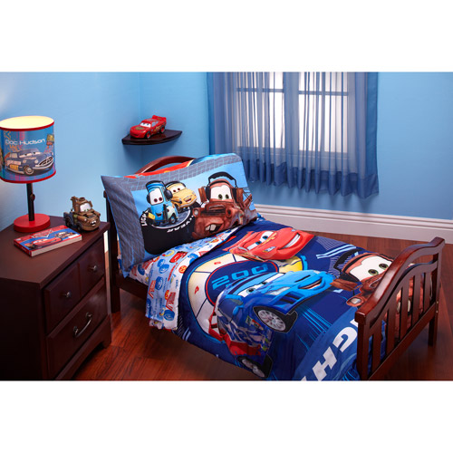 Cars toddler bedroom set