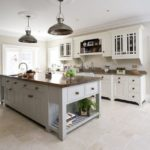Country kitchens with a modern twist