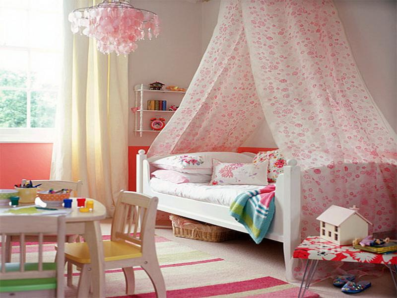 Cute little girl room ideas