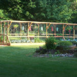 Deer proof garden fencing ideas