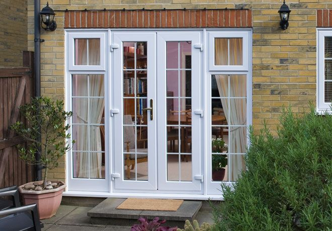 Double glazed french doors cost