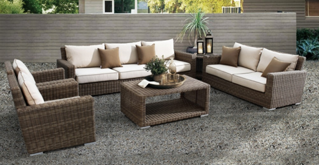 Ebel outdoor wicker furniture