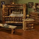 Exotic bedroom furniture sets
