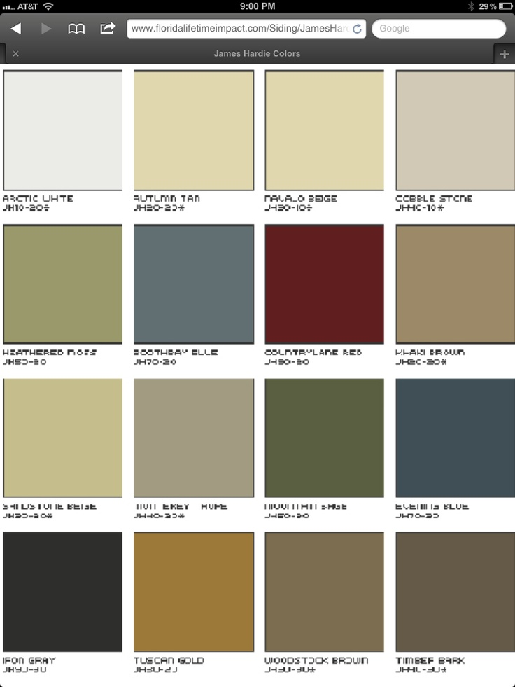 Exterior paint colors vinyl siding