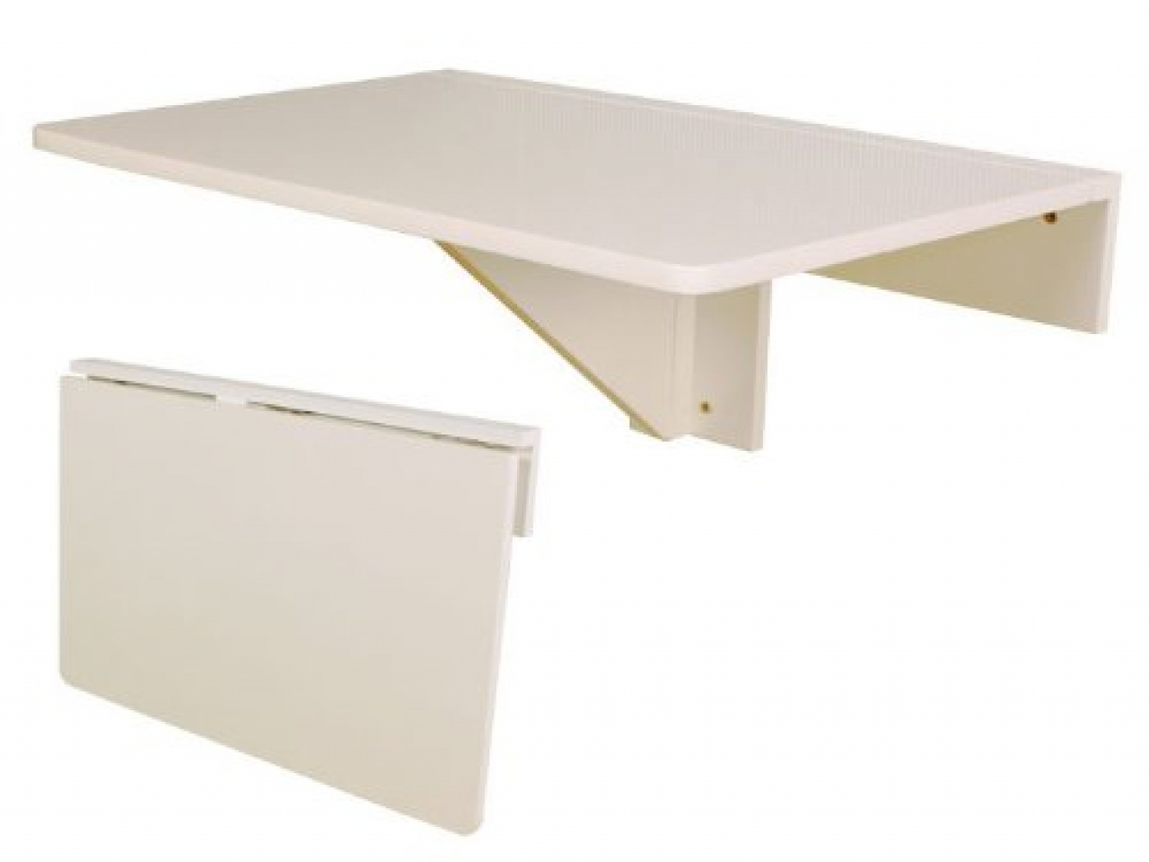 Folding kitchen table wall mounted