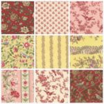 French country kitchen fabrics