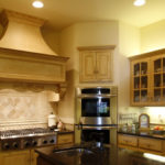 French country kitchen hoods