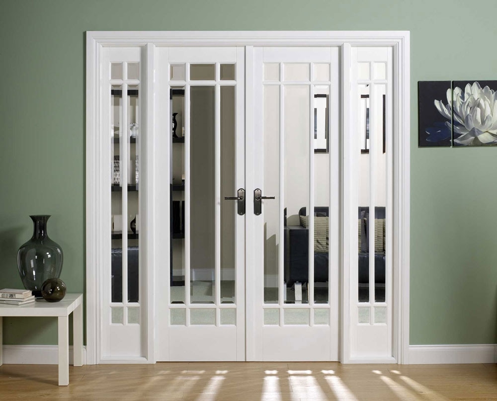 French door interior doors