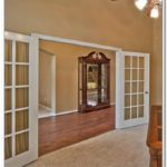 French doors interior 8 foot