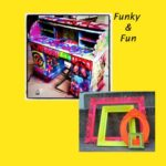 Funky bedroom furniture for kids