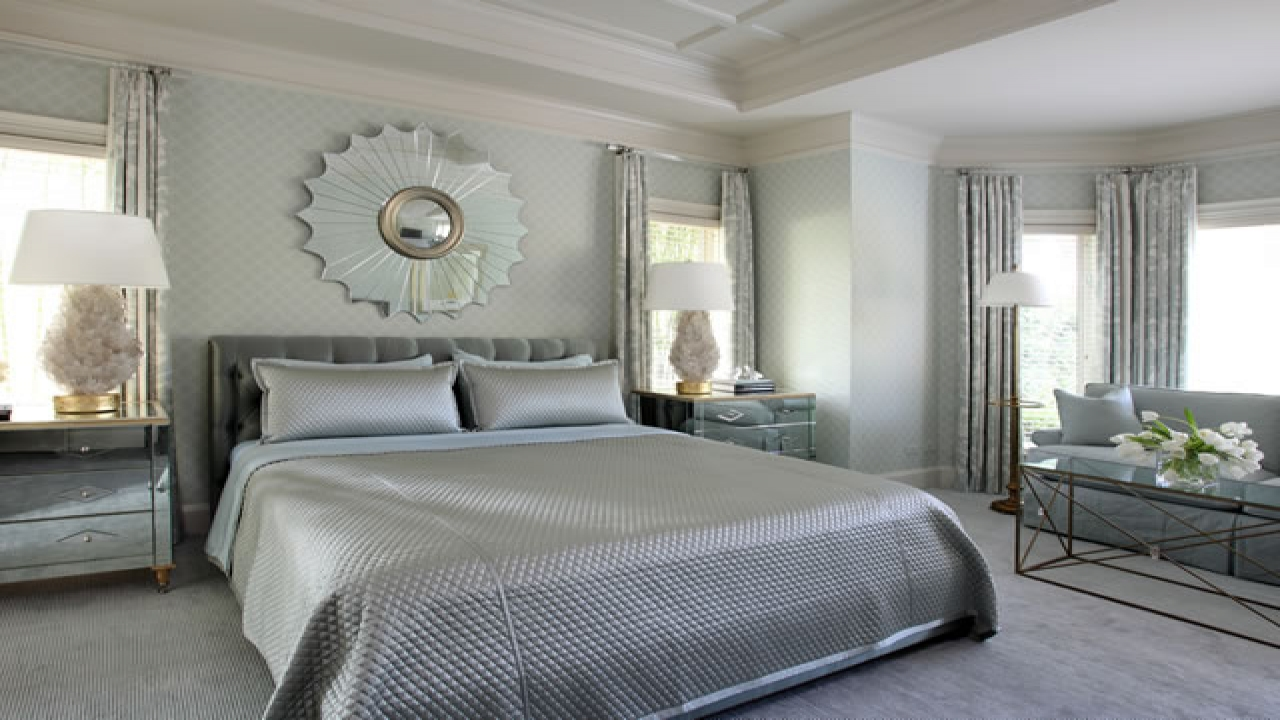 Grey bedroom ideas decorating