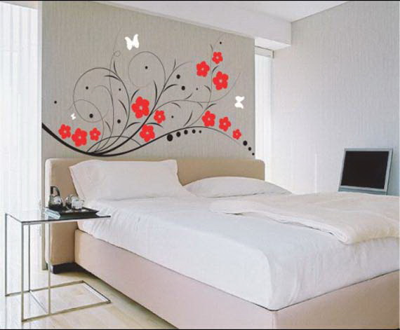 Interior wall painting design photos