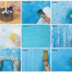 Interior wall painting diy