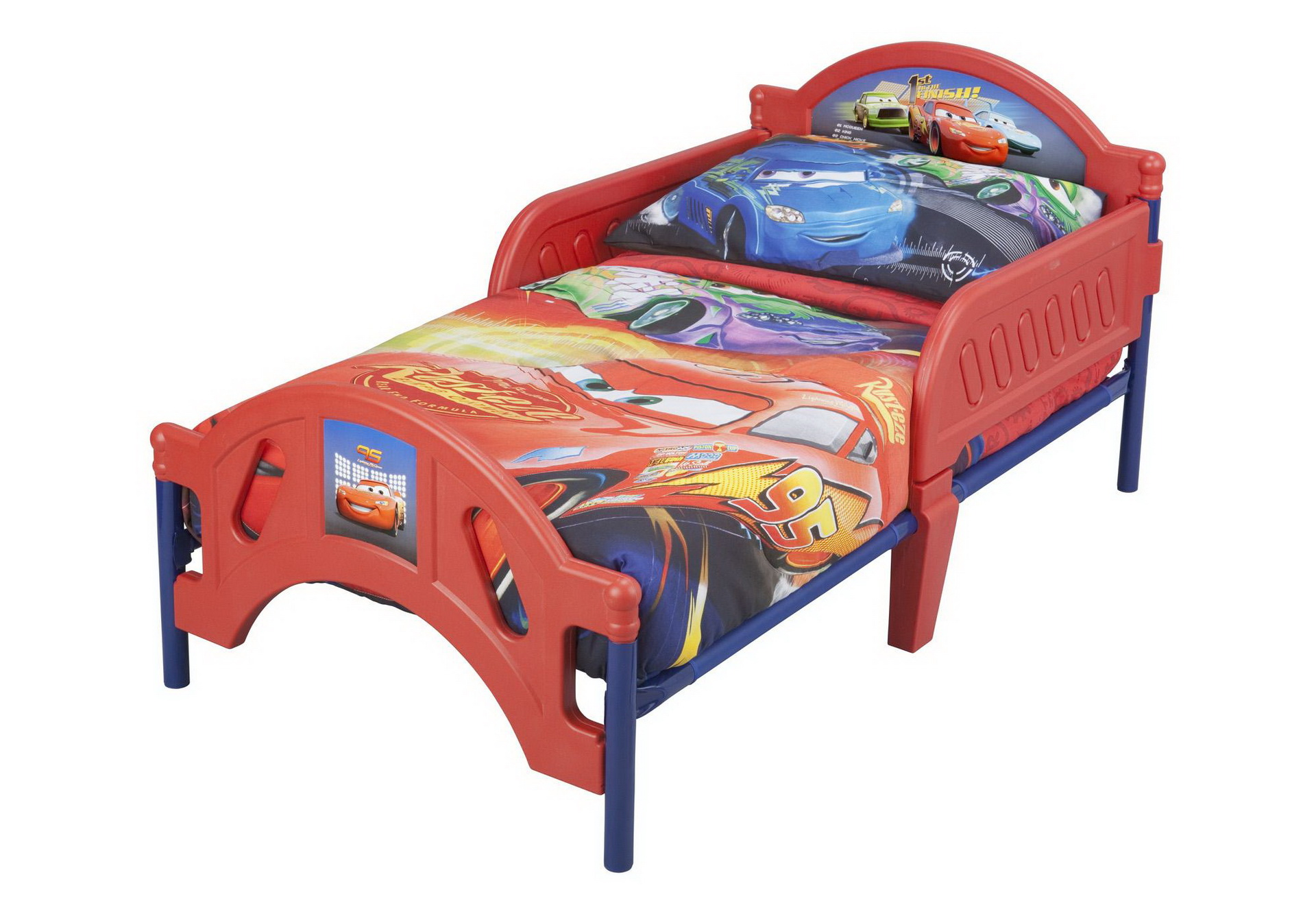 Kids cars toddler bed