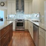 Kitchen cabinet bulkhead ideas