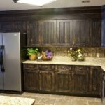 Kitchen cabinet finishing ideas