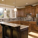 Kitchen cabinet ideas with island