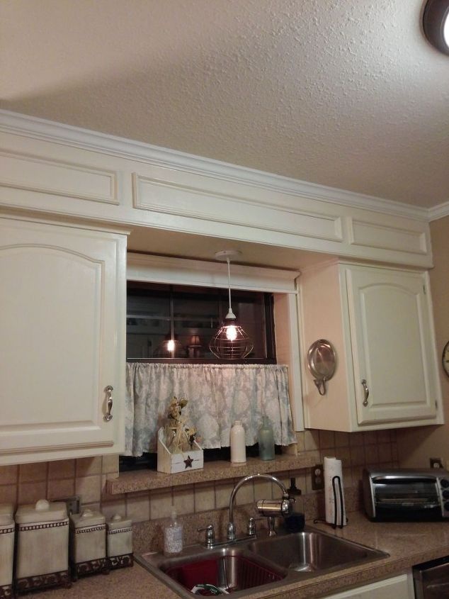 Kitchen cabinet soffit ideas
