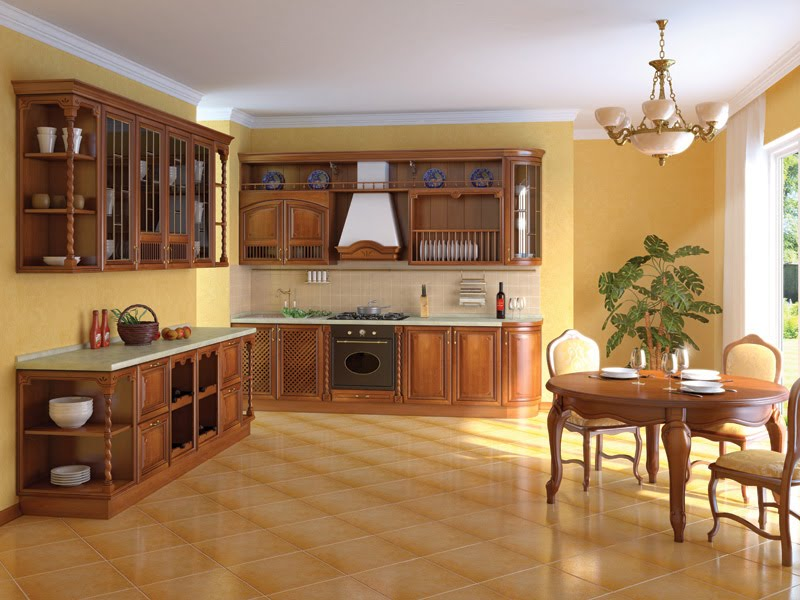Kitchen cabinet style ideas