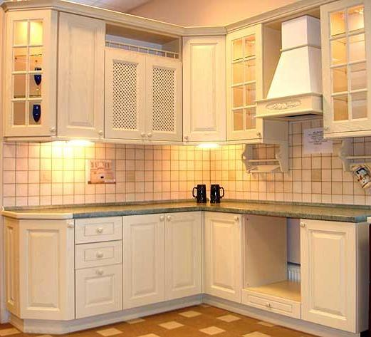 Kitchen cabinets corner ideas
