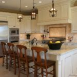 Kitchen design ideas antique white