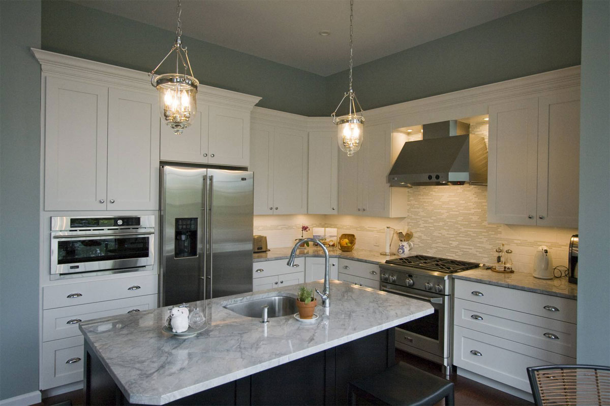 Kitchen design ideas for medium kitchens