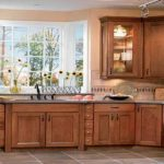 Kitchen design ideas oak cabinets