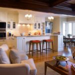 Kitchen design ideas open living room