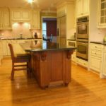 Kitchen ideas ivory cabinets