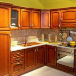 Kitchen ideas wood cabinets