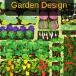 Large vegetable garden design