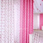 Little girls room curtain ideas
